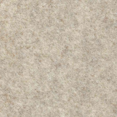feltro in lana sabbia