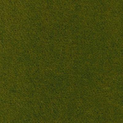 feltro in lana verde scuro