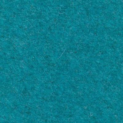 feltro in lana turchese