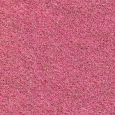 feltro in lana rosa carico melangiato