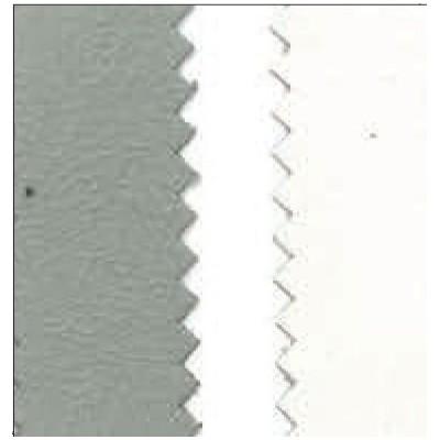 Alcantara grigio chiaro / bianco