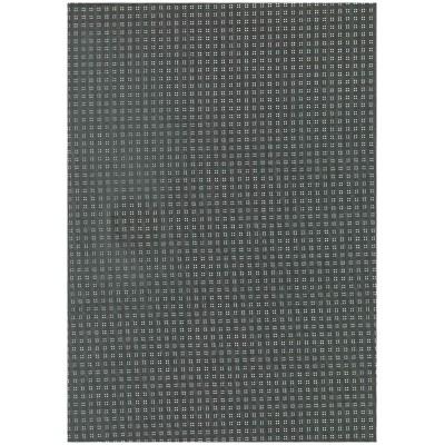 Grigio con quadratini bianchi