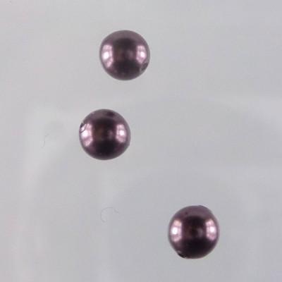 Crystal Pearl 5811 Burgundy